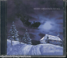 NEW Merry Christmas to All CD Featuring Gene Autry, the Drifters Mahalia Jackson
