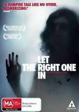 Let The Right One In (DVD, 2009) - Region 4