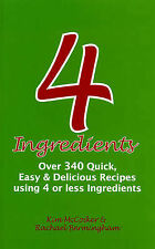 Direct from 4 Ingredients Book 1 Personally Signed by Kim McCosker