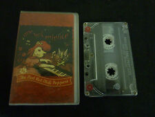 RED HOT CHILLI PEPPERS ONE HOT MINUTE RARE CASSETTE TAPE IN CLAMSHELL CASE!