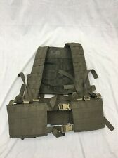 EAGLE INDUSTRIES RLCS H HARNESS With Flotation 09/08 RIG RANGER GREEN DEVGRU