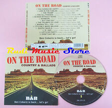 CD BEN COBERIZ On the road country & ballads italy IP SML 074 lp mc dvd