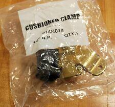 """Zsi 014N018, Cushioned Clamp 1/2'"""" Pipe, 7/8"""" tube O/D - NEW"""