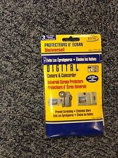 Universal Screen Protector For Camera And Camcorder New Sealed