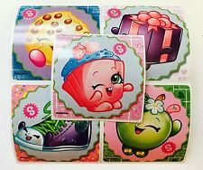 15 Shopkins Stickers Party Favors Teacher Supply Food Fun Birthday