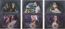 """Buffy Women of Sunnydale - """"Double Lives"""" Box Loader Set of 3 Cards #BL1-3"""
