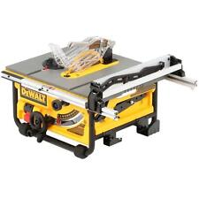 DEWALT 15 Amp 10 in. Compact Job Site Table Saw Model DW745