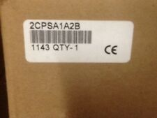 HONEYWELL CABLE PULL SAFETY SWITCH, 2CPSA1A2B, 2CPSA.  3NC/1NO, 120V LED