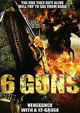 6 Guns [DVD], Very Good DVD, ,