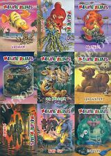 MEANIE BABIES 1998 COMIC IMAGES COMPLETE BASE CARD SET OF 61 SPOOF SPF