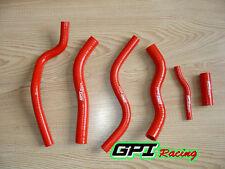 Silicone radiator hose Honda CR125 CR125R 90-97 1992 1993 1994 1995 1996 1997