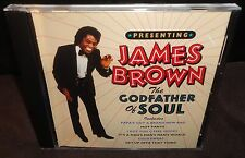 James Brown The Godfather Of Soul (CD, 2006)