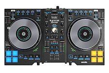 Hercules DJ Studio Equipment Controllers Jogvision USB DJ Mixer Track Serato USA