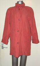 GOLD BY TELEMAC, SIZE SMALL, ORANGE/PEACH COAT/JACKET, PRE-LOVED