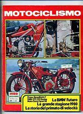 MOTOCICLISMO # Anno 66 N.12 Dicembre 1980 # Edisport - Rivista Mensile