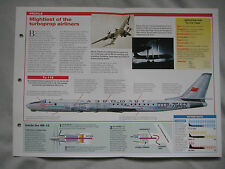Aircraft of the World - Tupolev Tu-114 'Cleat'
