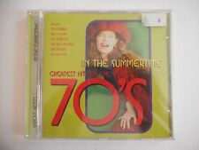 GREATEST HITS OF THE 70'S - IN THE SUMMERTIME || CD NEUF ! PORT 0€