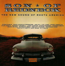 Rodney Crowell/kd lang/Steve Earle/Joe Ely, etc: Son Of Redneck - CD (1991)