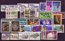 Portugal **Jahrgang 1972 komplett ohne 1163-5 + 1181- 5