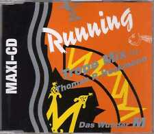 M - Running (The Future Is Now!) Special Mix - CDM - 1995 - Thomas P. Heckmann