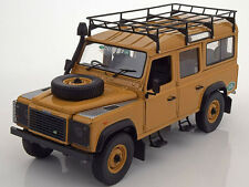 Land Rover Defender 110 4x4 Expedition Version 1995 1:18 Universal Hobbies