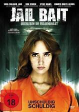 Jail Bait - Überleben im Frauenknast, Sex & Gewalt, FSK 18, DVD, neuwertig