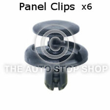 Panel Clip Toyota Range Inc: Carolla/Dyna/FJ Cruiser etc Pack of 6 Part 11782