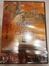 ONCE UPON A TIME IN CHINA III -FILM in DVD-ORIGINALE-visita COMPRO FUMETTI SHOP
