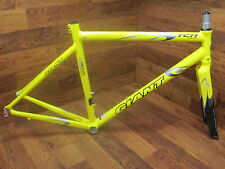 GIANT TCR ROAD BIKE FRAME SET LARGE