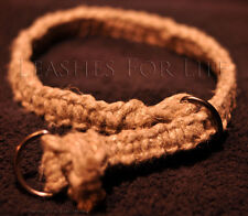 Leashes for Life 24 inch Hemp Slip Collar