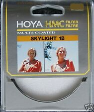 Original De Reino Unido Stock Hoya Hmc Multi Coated Skylight 1b Filtro 77mm Protector De Lente