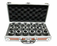 RDGTOOLS  ER32  COLLET SET 18PC / LATEST QUALITY