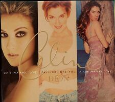 Celine Dion / Lets Talk About Love/Falling Into You/A New Day Has Come - 3CD