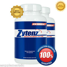 ZYTENZ - 2 Bottles - Intensify Pleasure, Enhance Your Sex Life, Increase in Size