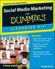 Social Media Marketing eLearning Kit For Dummies by Khare, Phyllis