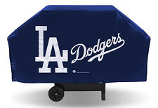 Los Angeles Dodgers Economy Team Logo BBQ Gas Propane Grill Cover - NEW