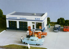 City Classics 108 HO Crafton Ave Service Gas Station FREE USA SHIP MODELRRSUPPLY