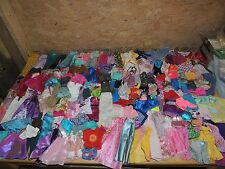 Lot 125 Barbie & Other Dolls Clothing Vintage & Contemporary Many With Issues