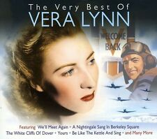Very Best Of - Vera Lynn (2011, CD NEUF)2 DISC SET