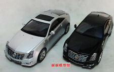 1:18 Kyosho Cadillac CTS COUPE Die Cast Model Black Silver
