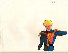 Mobile Suit Gundam ZZ anime production cel - Glemy Toto in Neo Zeon uniform