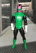 DC DIRECT COLLECTIBLES GREEN LANTERN SERIES 2 GREEN SUIT  SINESTRO FIGURE