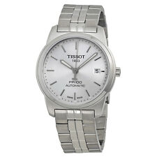 Tissot PR100 Automatic Stainless Steel Mens Watch T0494071103100