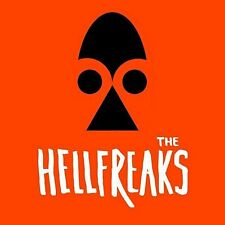 THE HELLFREAKS - Astoria CD  Punk Psychobilly Distillers