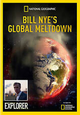 National Geographic Explorer: Bill Nyes Global Meltdown DVD 2016 - Climate Chane