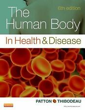 THE HUMAN BODY IN HEALTH & D - GARY A. THIBODEAU KEVIN T. PATTON (PAPERBACK) NEW