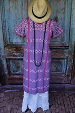 Hand Woven Huipil, San Juan Colorado, Oaxaca Mexico, Frida Santa Fe Style Hippie