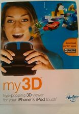 NEW HASBRO MY 3D EYE POPPING VIEWER IPHONE IPOD TOUCH download free app apple