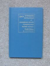 1964 Standard Catalogue Of Canadian Coins Tokens And Paper Money,  Charlton, HC