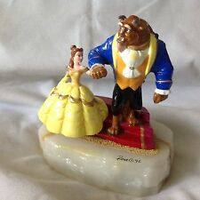 Disney Ron Lee Beauty & The Beast TO THE BALL Figurine 1996 - LE 746/800 Signed